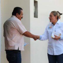 Legislaré por mejores condiciones laborales: Laura Castellanos