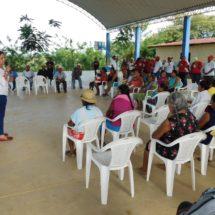 Las familias de San Lucas Ojitlán, como las del Distrito 03 serán mi prioridad como legisladora: Larisa León Montero