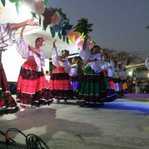 Gran presentación del ballet InfantilTochtépetl en el marco del XXX Aniversario de la Casa de la Cultura