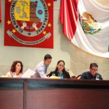 Sesiona Diputación Permanente, continúa el trabajo legislativo