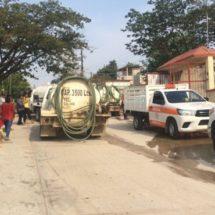 Ante quema desmedida de pastizales, ciudadanos de Pinotepa urgen la instalación de una estación de bomberos