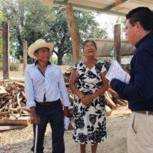 Recorre Javier Pacheco comunidades olvidadas por los políticos de siempre