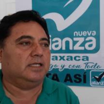 Marie Claire es secretaria general de Nueva Alianza y está comprometida con el partido: Miguel Herrera