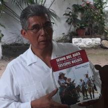 Samuel Aguilera Presenta su libro  «Señor del agua»