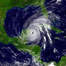 Alerta Protección Civil ante temporada de huracanes y ciclones