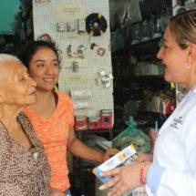 Seguridad social para personas adultos mayores