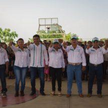 En Ojitlán, es tiempo de avanzar; Porfirio Ortiz