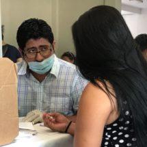 Brinda Gobierno de Salina Cruz jornada de salud para el control de enfermedades sexuales