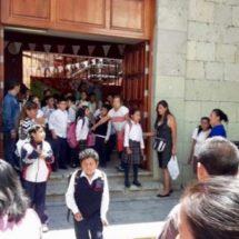 Avanzamos, maestros y gobierno, en la mejora educativa en Oaxaca