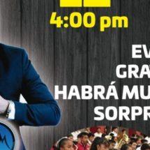 Con un baile a toda madre, celebrará el Ayuntamiento de Santa Lucía el 10 de mayo