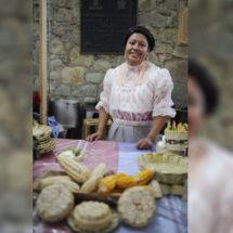 Catalina Chávez, orgullosa cocinera tradicional de Tlacolula
