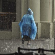 Pronostican lluvias para esta tarde
