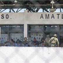 Denuncia de ONG: el control de las cárceles mexicanas sigue en manos de sus reos