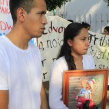 Madres de Oaxaca que viven con el luto en el corazón