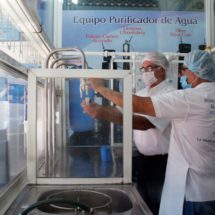 Mantiene SSO verificación en 602 plantas purificadoras de agua y 3 fábricas de hielo