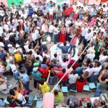 Más inversiones para el Istmo de Tehuantepec, fortaleciendo empresas locales, propone Raúl Bolaños Cacho Cué