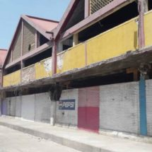Lenta reconstrucción de mercado en Juchitán, Oaxaca