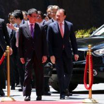 Cuida México intereses de Japón en TLC
