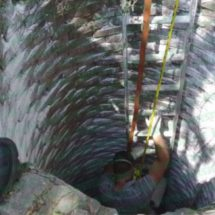 Encuentran restos humanos dentro de un Pozo en Nopaltepec