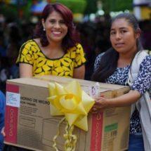 Celebran a más de 3 mil mamás en Xoxocotlán