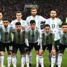 GRAN GESTO DE LA SELECCIÓN ARGENTINA