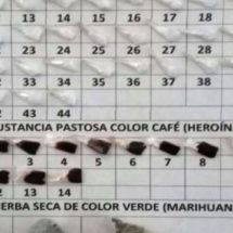 CINCO DECOMISOS DE DIVERSAS SUSTANCIAS PROHIBIDAS EN CENTROS PENITENCIARIOS DEL ESTADO: SSPO