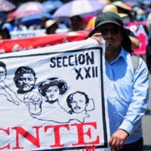 Toma precauciones; CNTE marcha mañana en CDMX