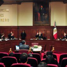 Admite SCJN acciones contra Ley General de Comunicación Social