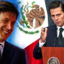 Peña, a favor de impulsar intercambio comercial con Italia