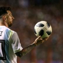 Jibril Rajoub: «No vengas Messi, no encubras el rostro del racismo»
