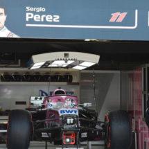 Checo Pérez entra al Top 10 en las prácticas de Canadá