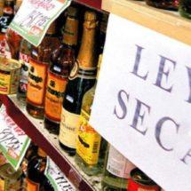 """Ley Seca"" este fin de semana en Tuxtepec"