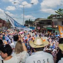 Tuxtepecanos ven en Soto un candidato ganador,  El único que dice Cómo, dónde y cuando dará resultados