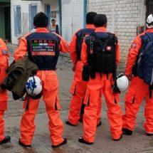 Van rescatistas de Oaxaca a apoyar en labores de rescate a Guatemala; solicitan apoyo