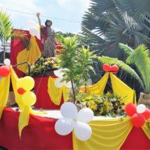 Llegaron a buen fin las fiestas de San Juan en Tuxtepec
