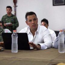Refuerza gobernador seguridad en la región del Istmo