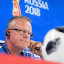 DT de Suecia: «México es un gran equipo, con muy buenos jugadores»