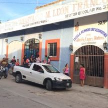 Reanudaron clases en Pinotepa Nacional