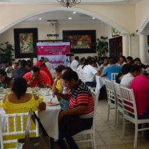 Labor periodística trascendente para generar más beneficio: DIF Tuxtepec