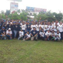 Gobierno de Tuxtepec reforesta y contribuye a la salud de los tuxtepecanos