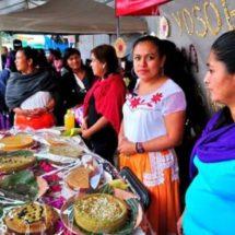 Celebran la segunda feria gastronómica en San Juan Mixtepec