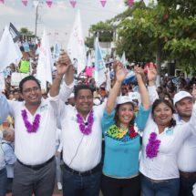 Ni un paso atrás, en Tuxtepec el pueblo seguirá gobernando: Dávila