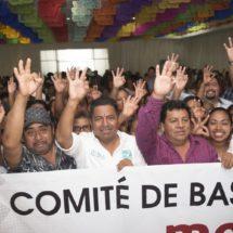 Morena no es la opción en Tuxtepec, nosotros respaldamos a Dávila: Evelio Contreras Bolaños