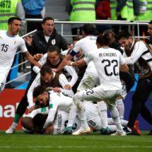 Uruguay se prepara de cara al duelo de octavos frente a Portugal