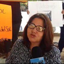 Madre de fotoperiodista asesinada en Juchitán, exige le sea retirada candidatura a Hageo Montero