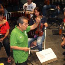 Estrenarán arreglo de Eugenio Castillo en el 7º Concierto de la OSO