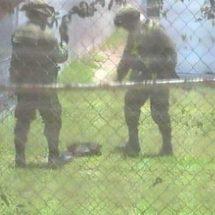 Reportan material explosivo en kínder de Tamaulipas