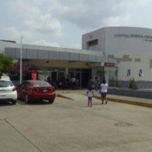 Se «asan» pacientes en Salina Cruz, Oaxaca