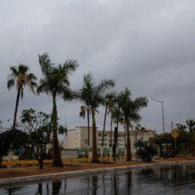 Bud castiga con fuertes vientos a Baja California Sur