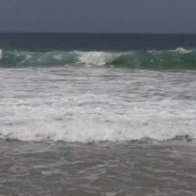 """Se pronostica efecto de """"Mar de Fondo"""" para costas de Oaxaca"""